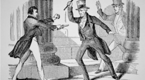 The First U.S. Presidential Assassination Attempt