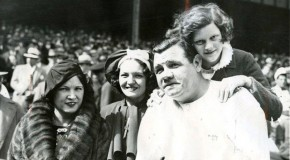 Babe Ruth – The Ladies' Man