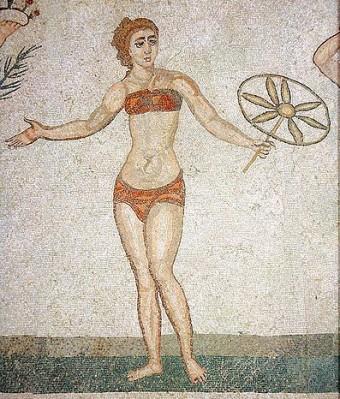 Mosaik-Bikini