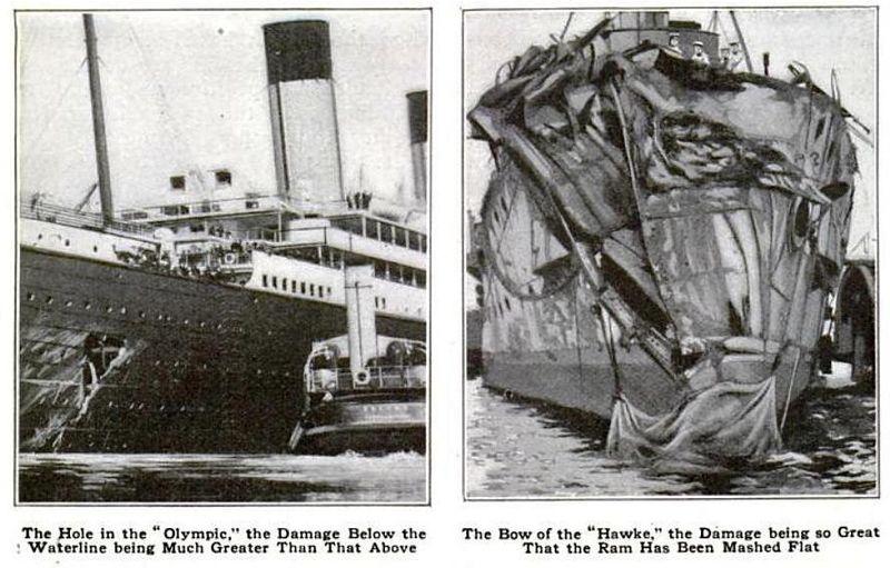 The woman who survived the titanic britannic and olympic - Construccion del titanic ...