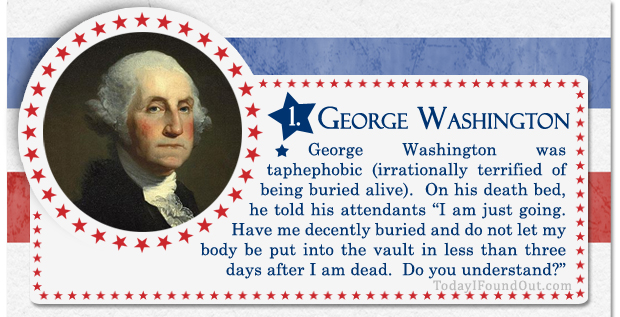 100 Facts About US Presidents 1 George Washington