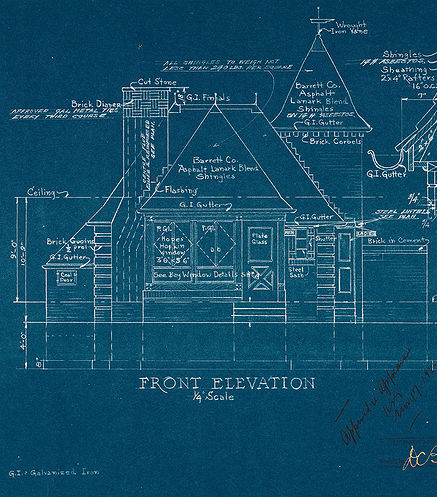 Why blueprints are blue for How to find blueprints of a house