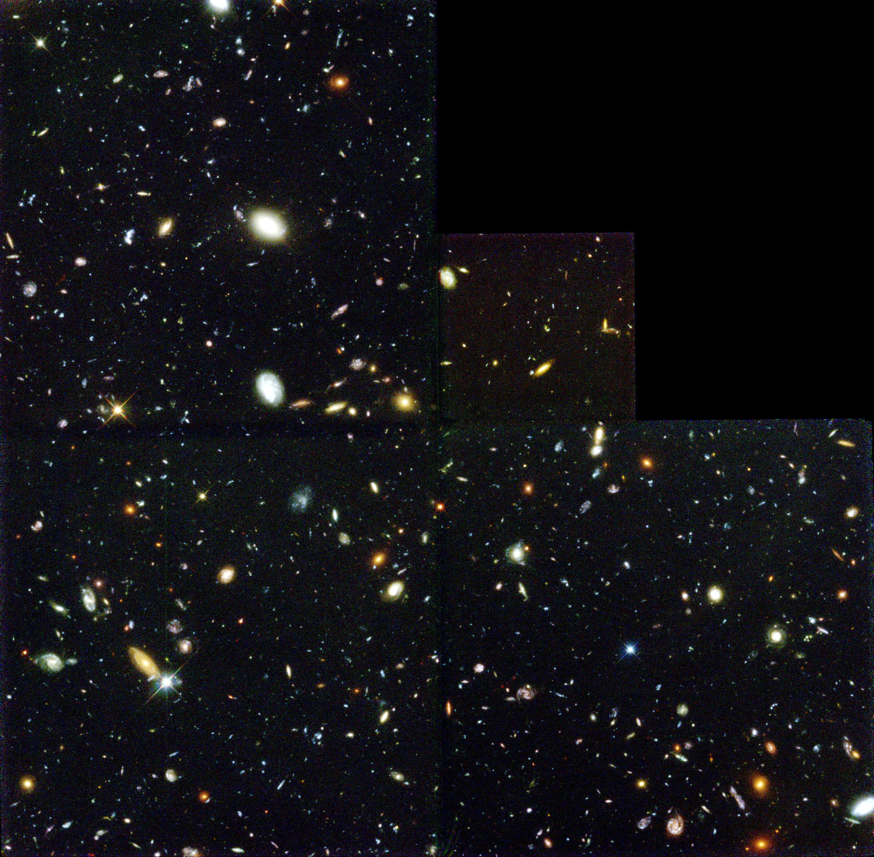 an analysis of the discoveries made by the hubble space telescope Is the hubble space telescope really that big of a deal  nasa launched the  first orbiting observatory, a solar instrument, in 1962  hubble also was  instrumental in the 1998 discovery and subsequent analysis of distant  supernovae by two.