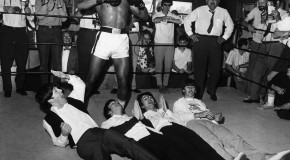 When the Beatles Met Muhammad Ali