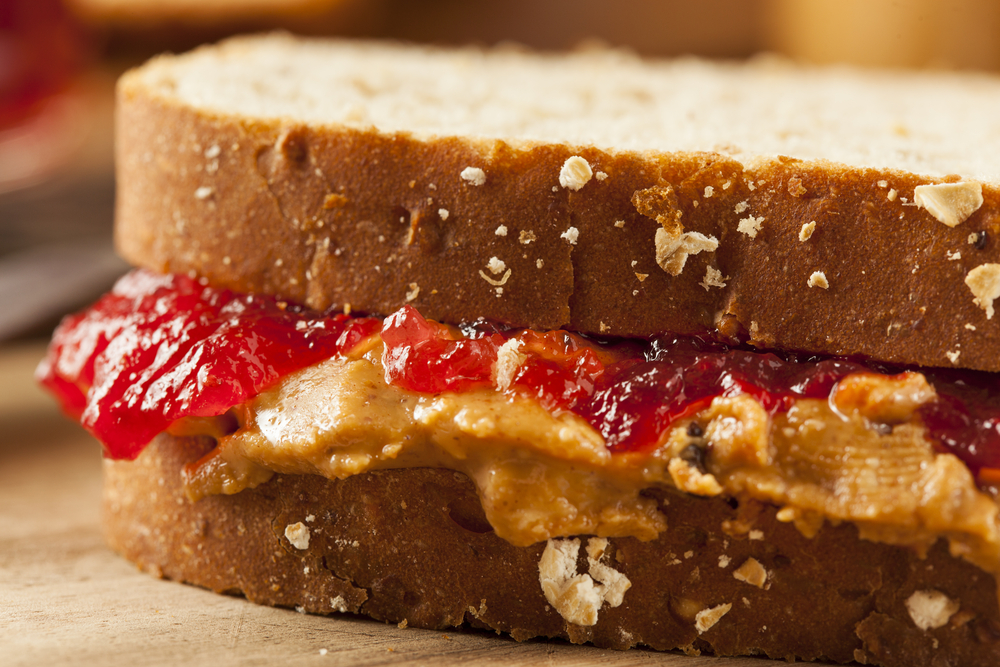 The Surprisingly Short History Of The Peanut Butter And Jelly Sandwich