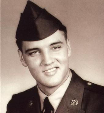 Elvis-army