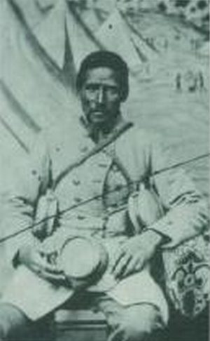 black-confederate-soldier