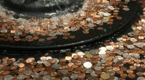 Why We Throw Coins Into Fountains