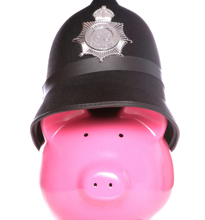 Why are Cops called Pigs?