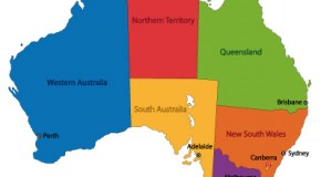 The Origin of the Names of Australia's States and Territories (and Their Capitals)