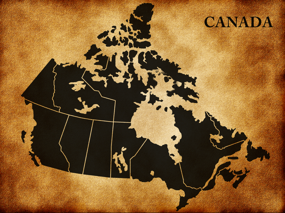 Map Of Canadian Provinces canada Map Of
