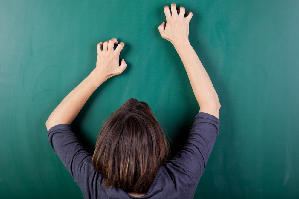 Why Do Fingernails on a Chalkboard or Scraping on a Plate Make Us ...