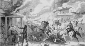 The Lawrence Massacre of 1863