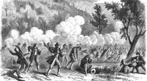 The Mountain Meadows Massacre of 1857