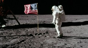 The Flags on the Moon