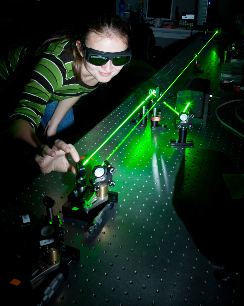 the origins and invention of the optical laser Laser history: laser - 1958 the optical maser or the laser dates from 1958, when the possibilities of applying the maser principle in the optical region were.