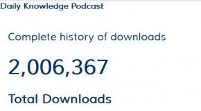 Two Million Downloads