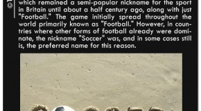 11 Interesting World Cup Football Facts