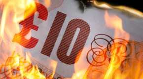 The Time the K Foundation Burned a Million British Pounds for No Apparent Reason