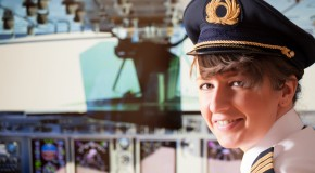 Why Aren't There Many Female Commercial Pilots?