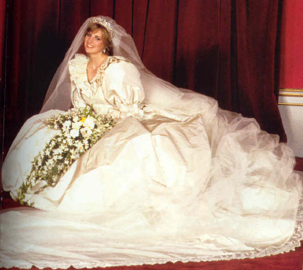 Princes Diana Wedding Dress