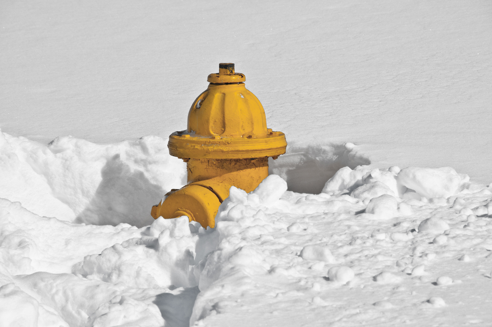 Why Fire Hydrants Don\'t Freeze and Burst During Winter