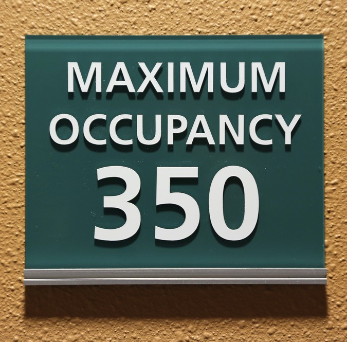 How The Maximum Occupancy Of A Building Is Calculated