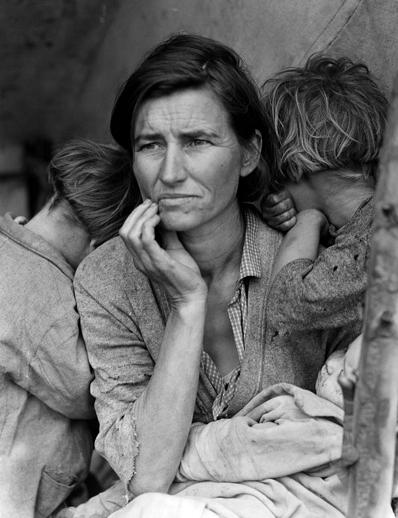 an analysis of the struggle of poor people in the grapes of wrath by john steinbeck Free essay: september 7th, 2012 rhetorical analysis of the grapes of wrath the dust bowl was a tragic time in america for so many families and john steinbeck.