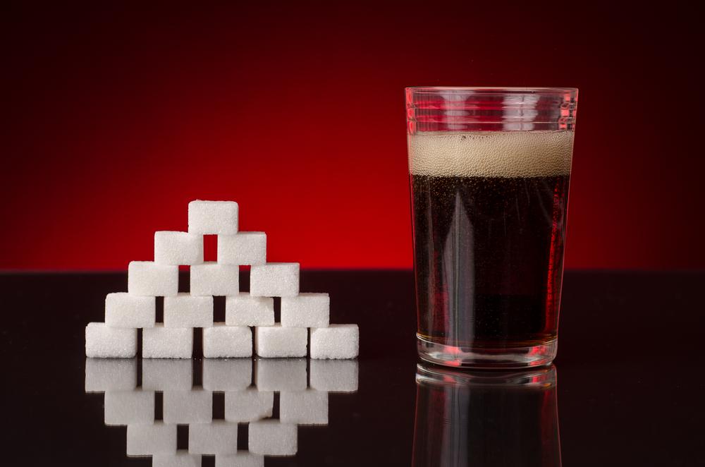 coke diet coke density