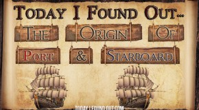 Why Port and Starboard Indicate the Left and Right Side of a Ship