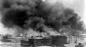 The Largely Forgotten Tulsa Race Riot of 1921