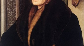This Day in History: October 28th- Desiderius Erasmus, the Lutherans, and the Catholics