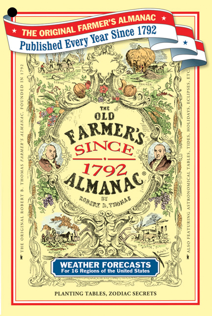 The Old Farmers Almanac - - Rated based on 9, Reviews