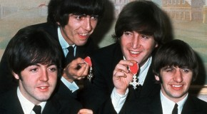 The Day the Beatles Were Awarded MBE Medals