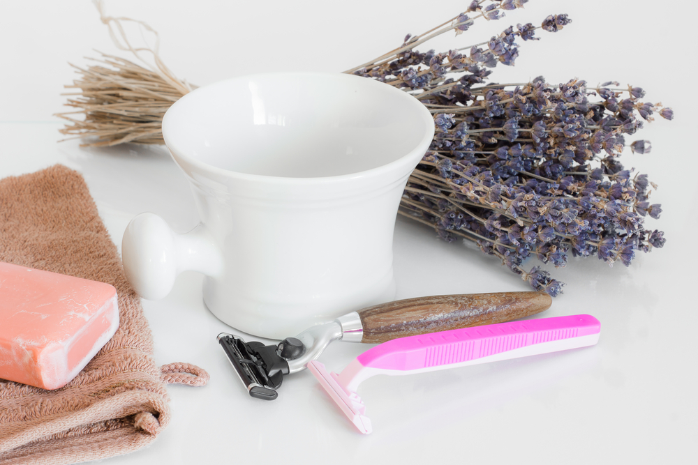 Is There Any Difference at all Between Men's and Women's Razors and Shaving Creams?