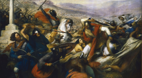 This Day in History: October 10th- The Battle That Shaped History