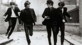 The Day the Beatles Ran a Relay Race