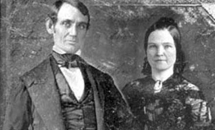 This Day In History November 4 Lincoln And Todd