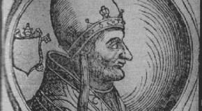 This Day in History: December 4th- The English Pope