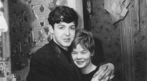 Paul McCartney's First Steady Girlfriend