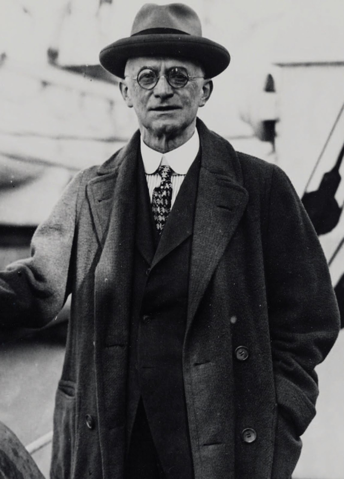 The Timely Death Of Kodak Founder George Eastman