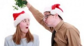 Why We Kiss Under the Mistletoe Around Christmas