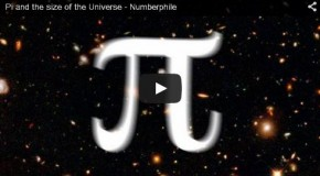 39 Digits, Pi, and the Size of the Observable Universe