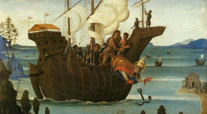 Sitting at the Bottom of the Sea- The Fourth Pope, St. Clement