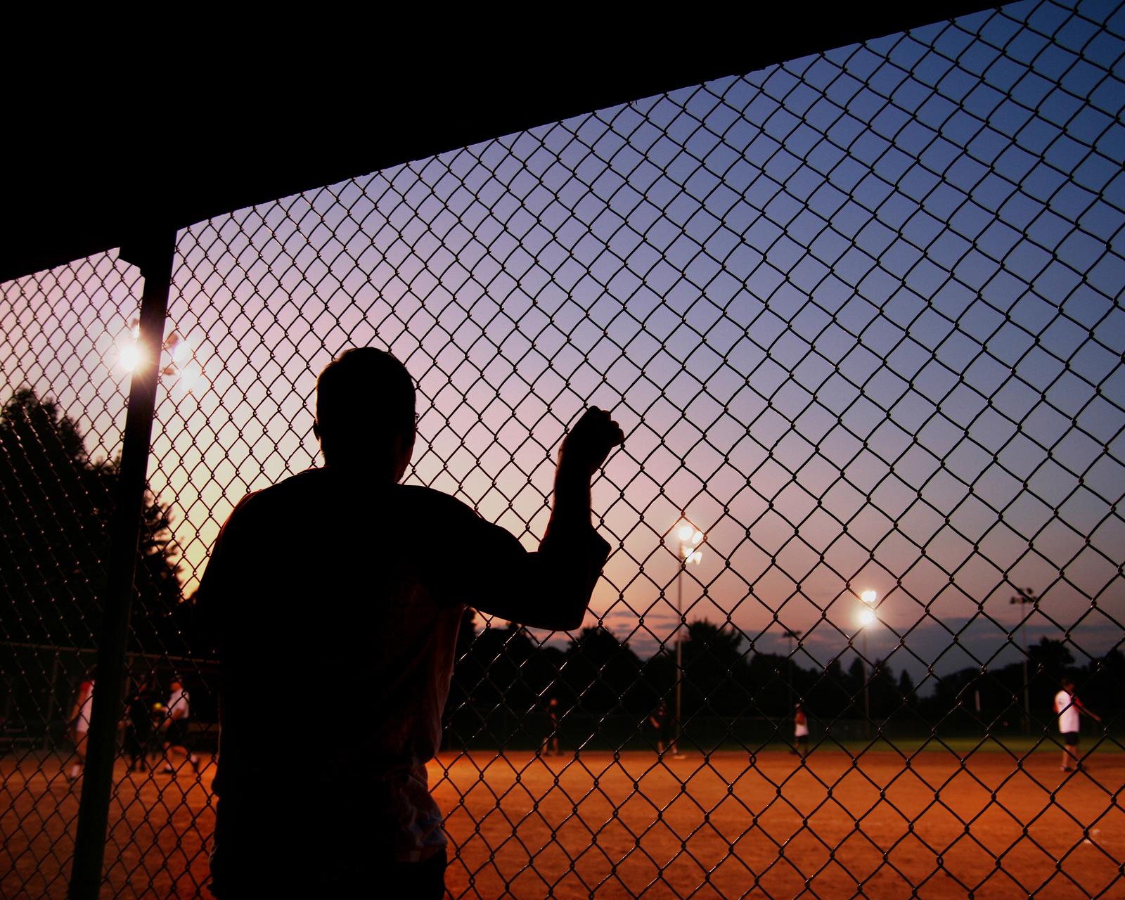 baseball-night-game