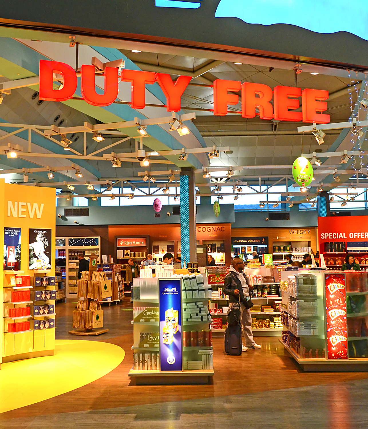 Duty Free – Origin of the Word Free