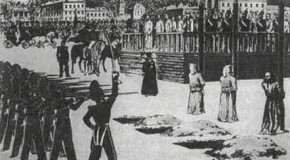 The Mock Execution of Fyodor Dostoevsky