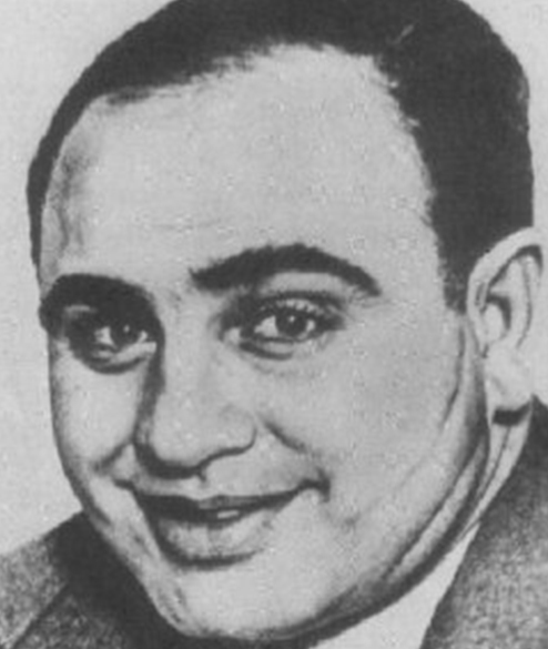 """the early struggles in life of al capone Many people are familiar with the story of al capone, the """"untouchable"""" chicago   detail regarding capone's immigrant italian-american family, struggling to  survive in  billy balsamo really brings to light the early days of al capone's life."""