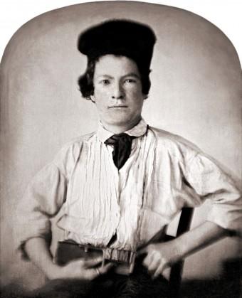 Mark Twain at age 15