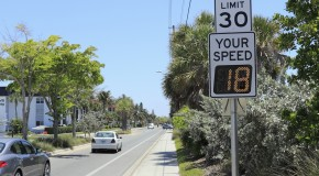 When Does a Speed Limit Come Into Effect?